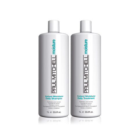 Paul Mitchell Instant Moisture Litre Duo