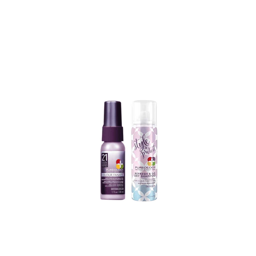 Pureology Color Fanatic & Dry Shampoo Travel Duo
