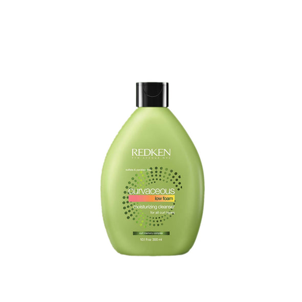 Redken Curvaceous Low Foam Cleanser 300ml