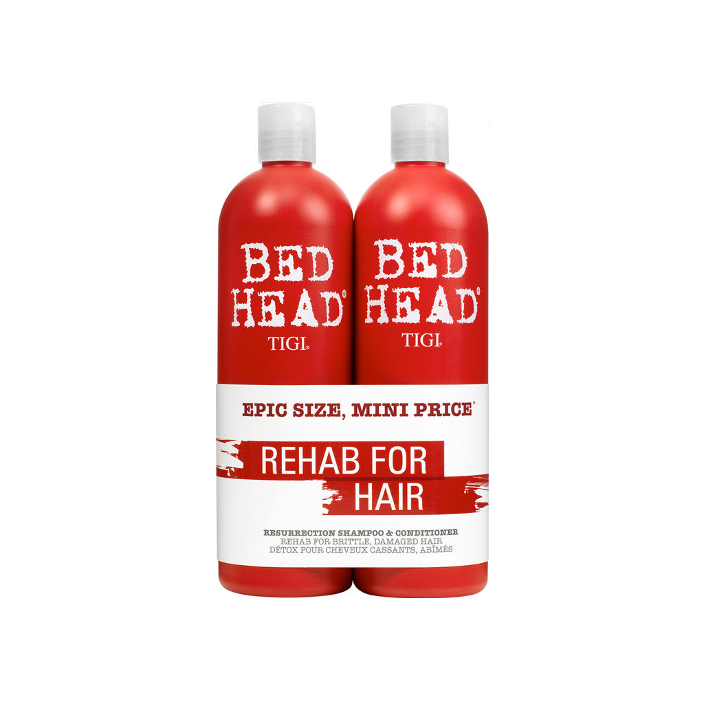 TIGI BedHead Antidotes Resurrection 750ml Duo