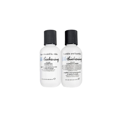 Bumble Thickening Travel Duo