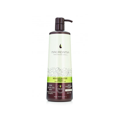 Macadamia Weightless Moisture Conditioner Litre