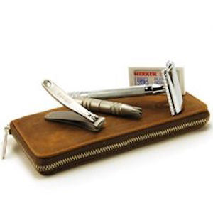 Dovo 3 Piece Grooming Set - Mountain Bear - 4016 066 - Jimmy Figg's Bare-knuckle Barber - Beard/Shaving Product - 1