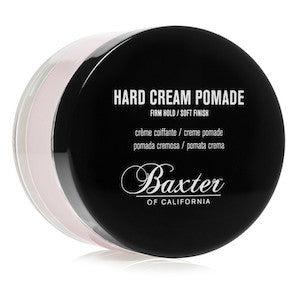 Baxter of California Hard Cream Pomade - Jimmy Figg's Bare-knuckle Barber - Hair product