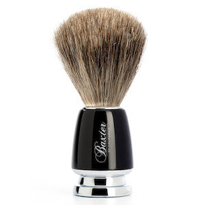 Baxter of California Best Badger Hair Shave Brush - Jimmy Figg's Bare-knuckle Barber - General
