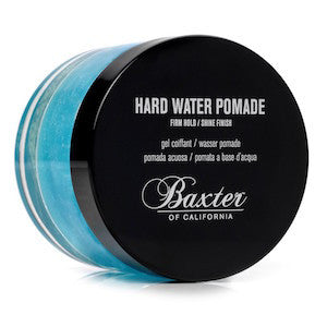 Baxter of California Hard Water Pomade - Jimmy Figg's Bare-knuckle Barber - Hair product