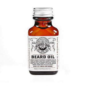 Bearded Chap Original Beard Oil - 1 oz - Jimmy Figg's Bare-knuckle Barber - Beard/Shaving Product