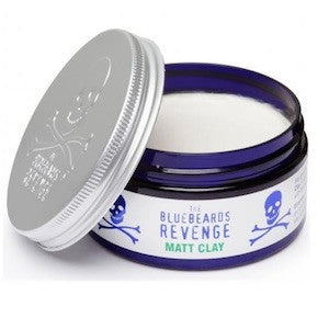 The Bluebeards Revenge Matt Clay - Jimmy Figg's Bare-knuckle Barber - Hair product