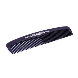 King Brown Pocket Comb - Jimmy Figg's Bare-knuckle Barber - General