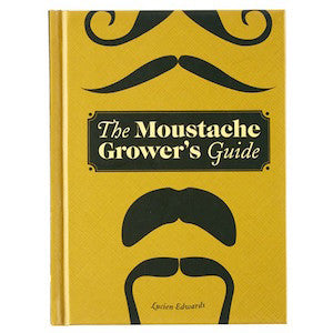 Moustache Grower's Guide - Jimmy Figg's Bare-knuckle Barber - General
