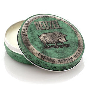 Reuzel Grease Medium Hold - Jimmy Figg's Bare-knuckle Barber - Hair product