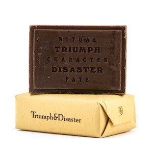 Triumph & Disaster Shearers Soap - Jimmy Figg's Bare-knuckle Barber - General