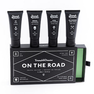 Triumph & Disaster On The Road Travel Kit - Jimmy Figg's Bare-knuckle Barber - General - 1