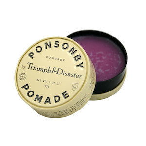 Triumph & Disaster Ponsonby Pomade - Jimmy Figg's Bare-knuckle Barber - Hair product