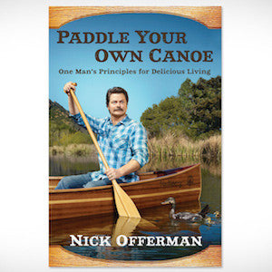 Paddle Your Own Canoe : One Man's Fundamentals for Delicious Living - Jimmy Figg's Bare-knuckle Barber - General