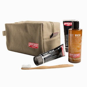Uppercut Deluxe Wash Bag Kit - Jimmy Figg's Bare-knuckle Barber - General