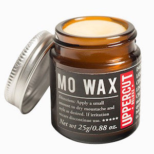 Uppercut Deluxe Mo Wax - Jimmy Figg's Bare-knuckle Barber - Beard/Shaving Product