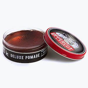 Uppercut Deluxe Pomade - Jimmy Figg's Bare-knuckle Barber - Hair product