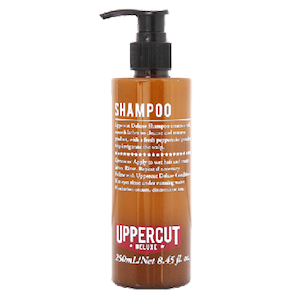 Uppercut Deluxe Shampoo - Jimmy Figg's Bare-knuckle Barber - Hair product