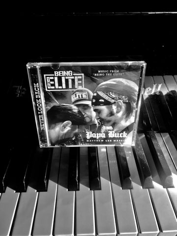 Being the Elite CD by Papa Buck
