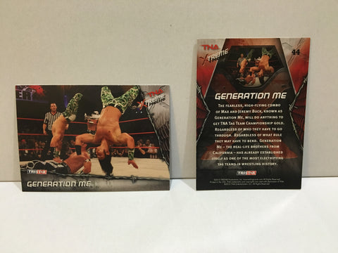 """Generation Me"" TNA Xtreme Trading Card"