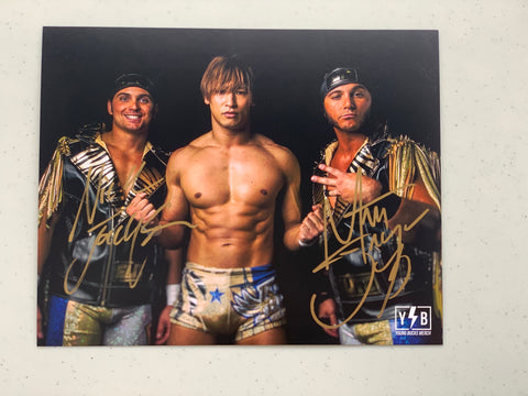Golden Elite Autographed 8x10