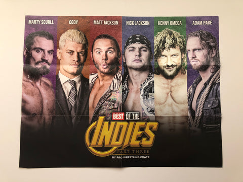 Best of the Indies Poster