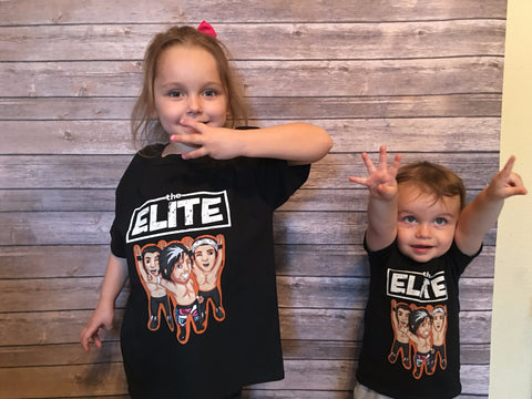 Kids Elite Cartoon Shirt