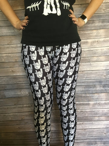 Too Sweet Leggings (Womens)