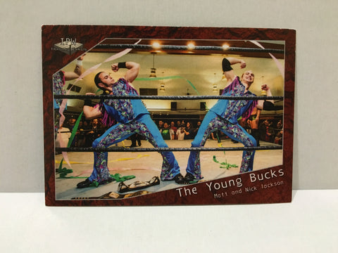 Young Bucks Trading Cards