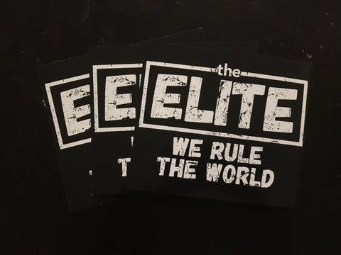 The Elite Stickers