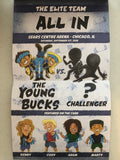 The Elite Team: Young Bucks Stand Tall - ALL IN COMMEMORATIVE EDITION