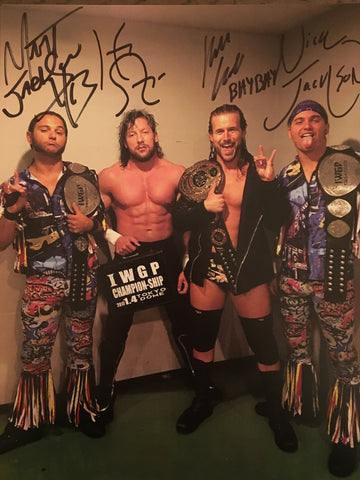 Dream Team Autographed 8x10
