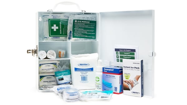 Choosing the right Australian workplace first aid kit ensures legislative compliance and workers' health and safety