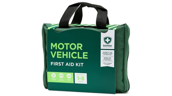 Brenniston National Standard Motor Vehicle First Aid Kit is the best kit for those whose vehicle is their workplace