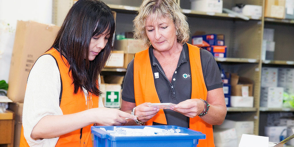 Brenniston National Standard Workplace First Aid & Safety - Brenniston Quality Control