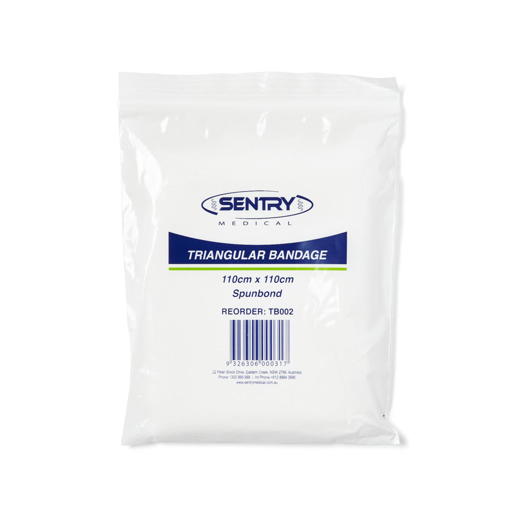 Triangular Bandage Disposable 110cm x 110cm x 110cm