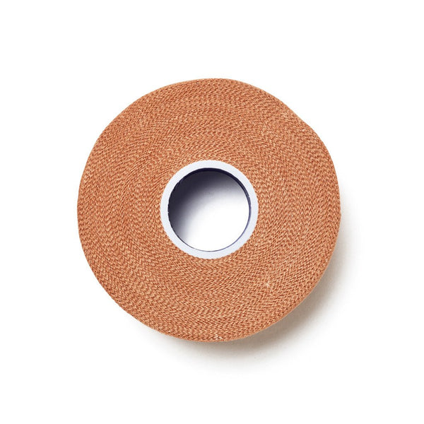 Rigid Tape Tan 2.5cm x 13.7m - Brenniston