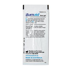 Burnaid Gel Sachet 3.5g (1)