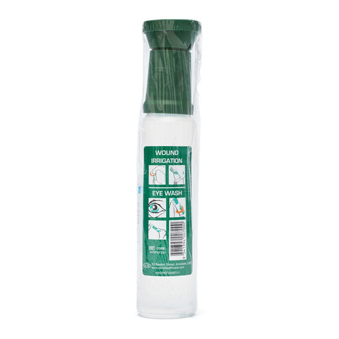 Eyewash Saline with Eye Cup 250ml