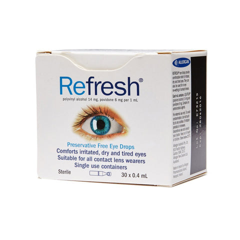 Eye Drop Ampoules 0.4ml (30)