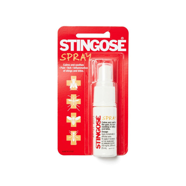 Stingose Spray 25ml - Brenniston