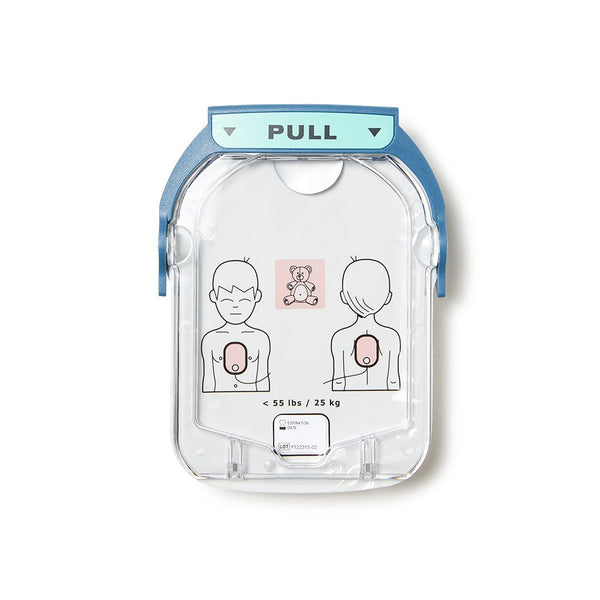 Philips Infant/Child Smart Pads for HeartStart HS1 Defibrillator (AED) - Brenniston