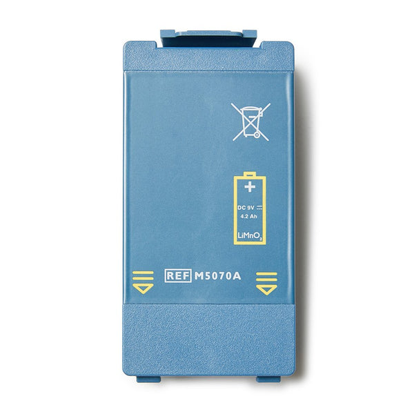 Battery 9VDC for HeartStart HS1 Defibrillator (AED) - Brenniston