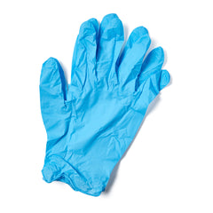 Nitrile Glove Disposable Powder Free Blue Large (1 Pair)