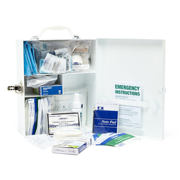 Brenniston National Standard Medium Risk Workplace First Aid Kit
