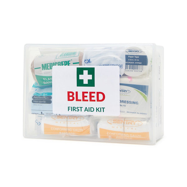 Brenniston Bleed First Aid Kit