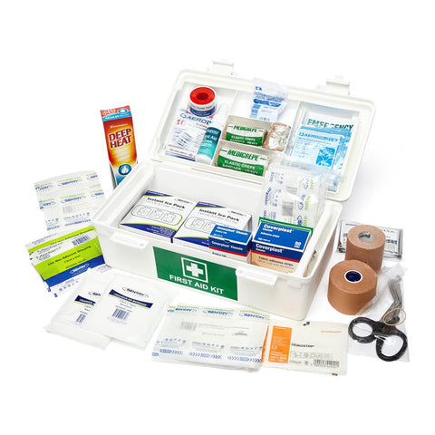 Sports Carry Case First Aid Kit