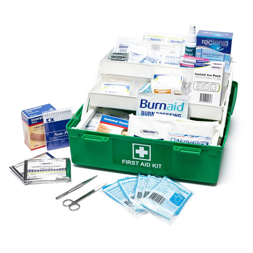 National High Risk Workplace Portable First Aid Kit