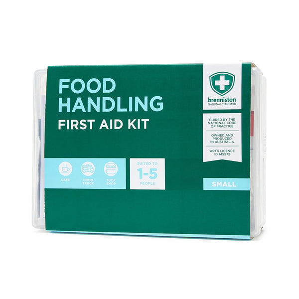 Brenniston National Standard Food Handling Small First Aid Kit - Brenniston
